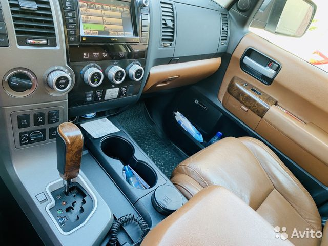 Toyota Sequoia, 2010  89276916404 купить 8