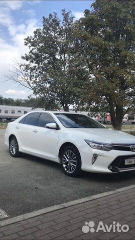Toyota Camry, 2017  89682768898 купить 2