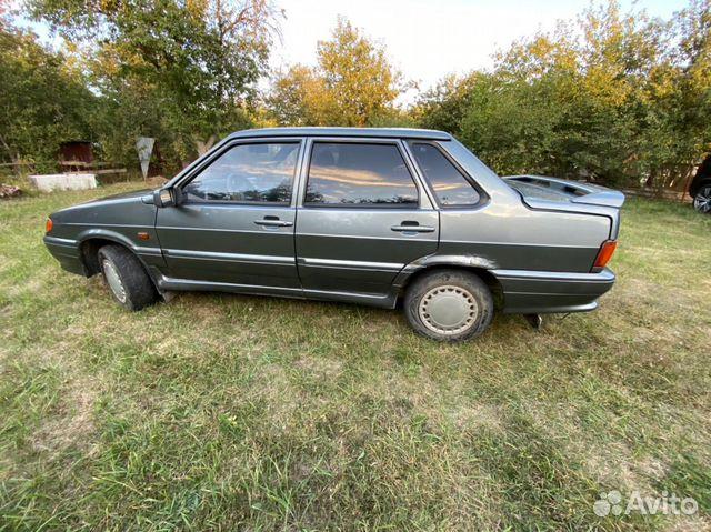 ВАЗ 2115 Samara, 2007  89606368077 купить 2