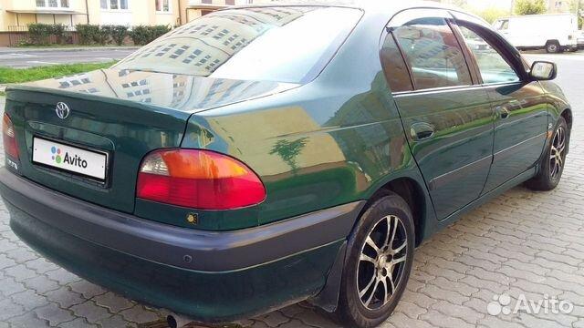 Toyota Avensis, 2001  89022529942 купить 4