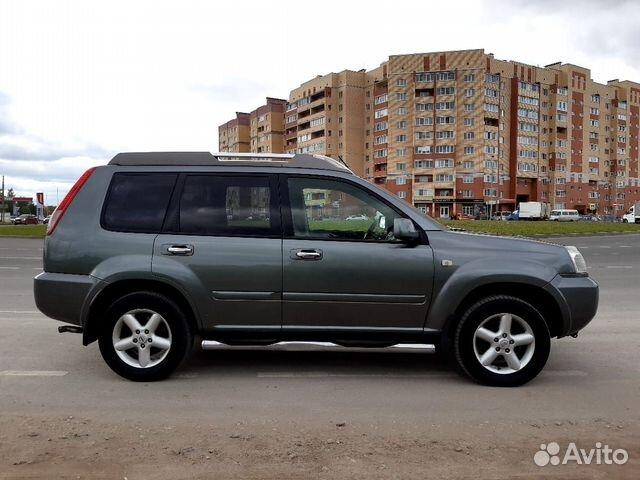 Nissan X-Trail, 2006  89113706441 купить 5