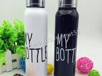Термос My Bottle 270 мл Черный