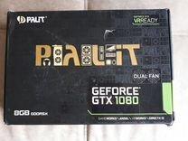 Видеокарта Palit Dual GTX 1080 8 Gb