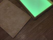 Стол световой для рисования песком