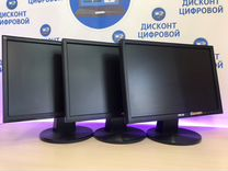 Фирменные мониторы asus/19/TFT TN/1440x900/VGA/DVI