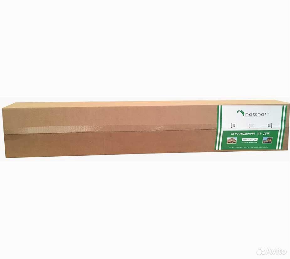 Секция ограждения Holzhof Woodstyle  89119320388 купить 4
