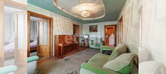 5-к квартира, 87.6 м², 2/5 эт.