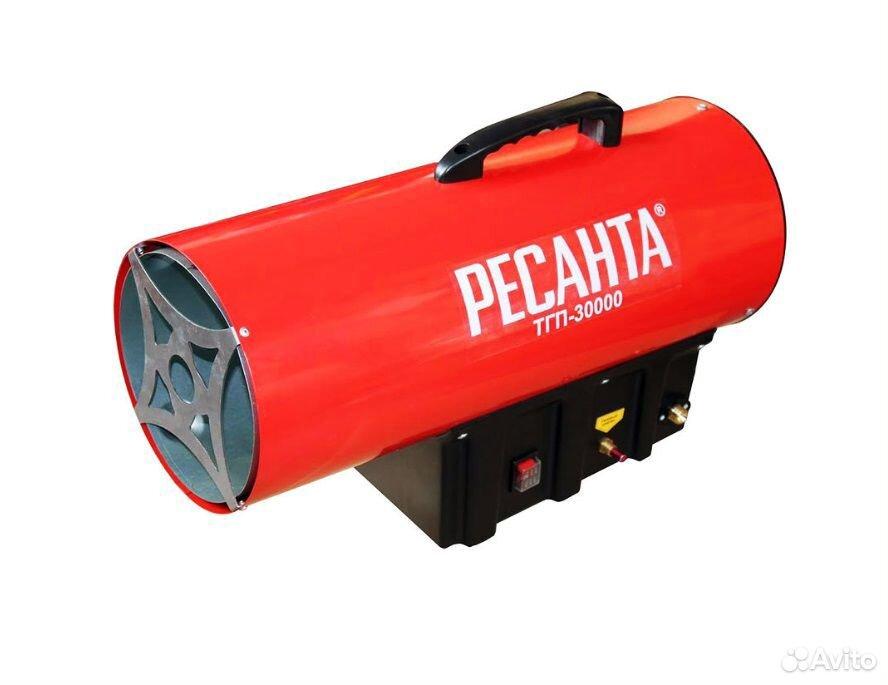 Тепловая газовая пушка тгп-30000 Ресанта  89112724827 купить 1