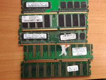 Оперативная память DDR\DDR2