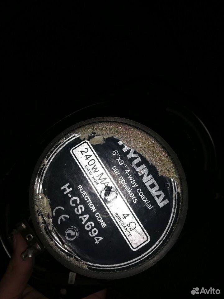 Колонки hyundai H-CSA694  89525537305 купить 2