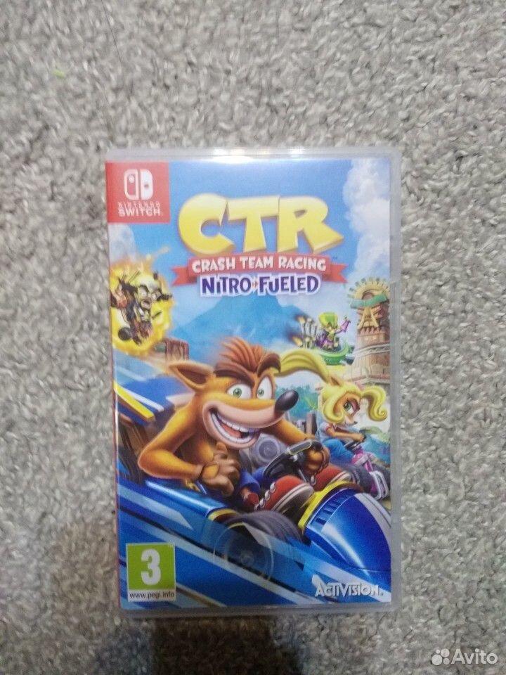 Crash Team Racing Switch