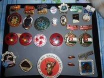 Значки и памятные монеты — Коллекционирование в Челябинске