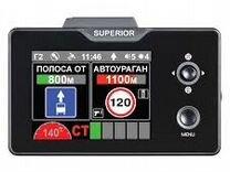 Радар-детектор c GPS Intego Superior — Запчасти и аксессуары в Краснодаре