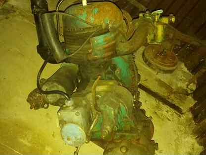 Пусковой двигатель для Т-25