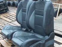 Передние сиденья рено меган rs купе — Запчасти и аксессуары в Белгороде