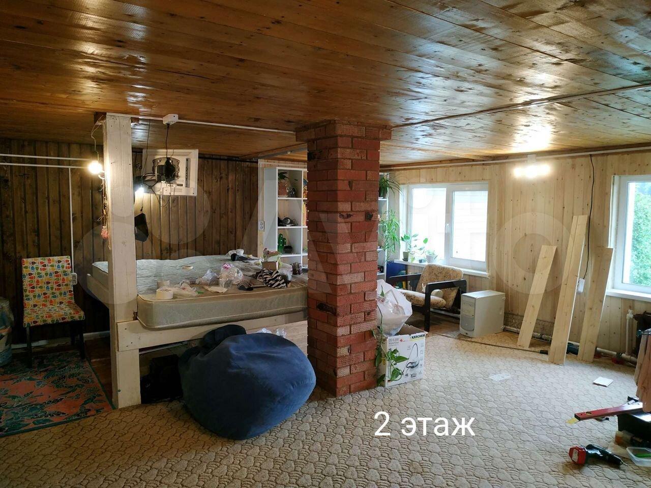 Дом 108 м² на участке 10 сот.  89068977751 купить 7