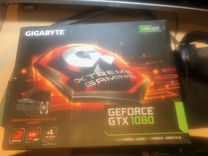 Видеокарта Gigabyte GeForce GTX 1080 Xtreme Gaming — Товары для компьютера в Самаре