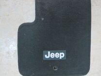 Комплект ковриков на Jeep Compass/Patriot/Liberty — Запчасти и аксессуары в Екатеринбурге