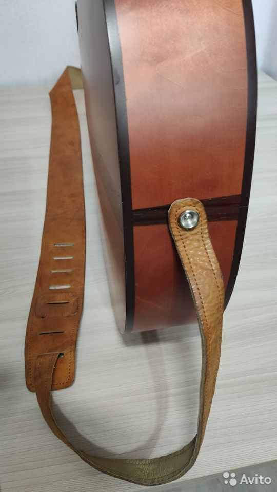 Гитара Высоцкий 7-струнная  89025647878 купить 8