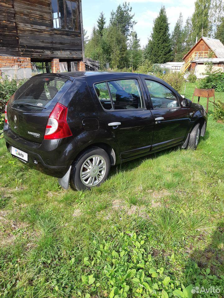 Renault Sandero, 2013  89586007335 купить 3