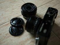 Fujifilm X-PRO1+XF F 1.4 R 35mm+XF18mm F2 R