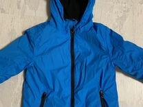 Куртка на тонком флисе