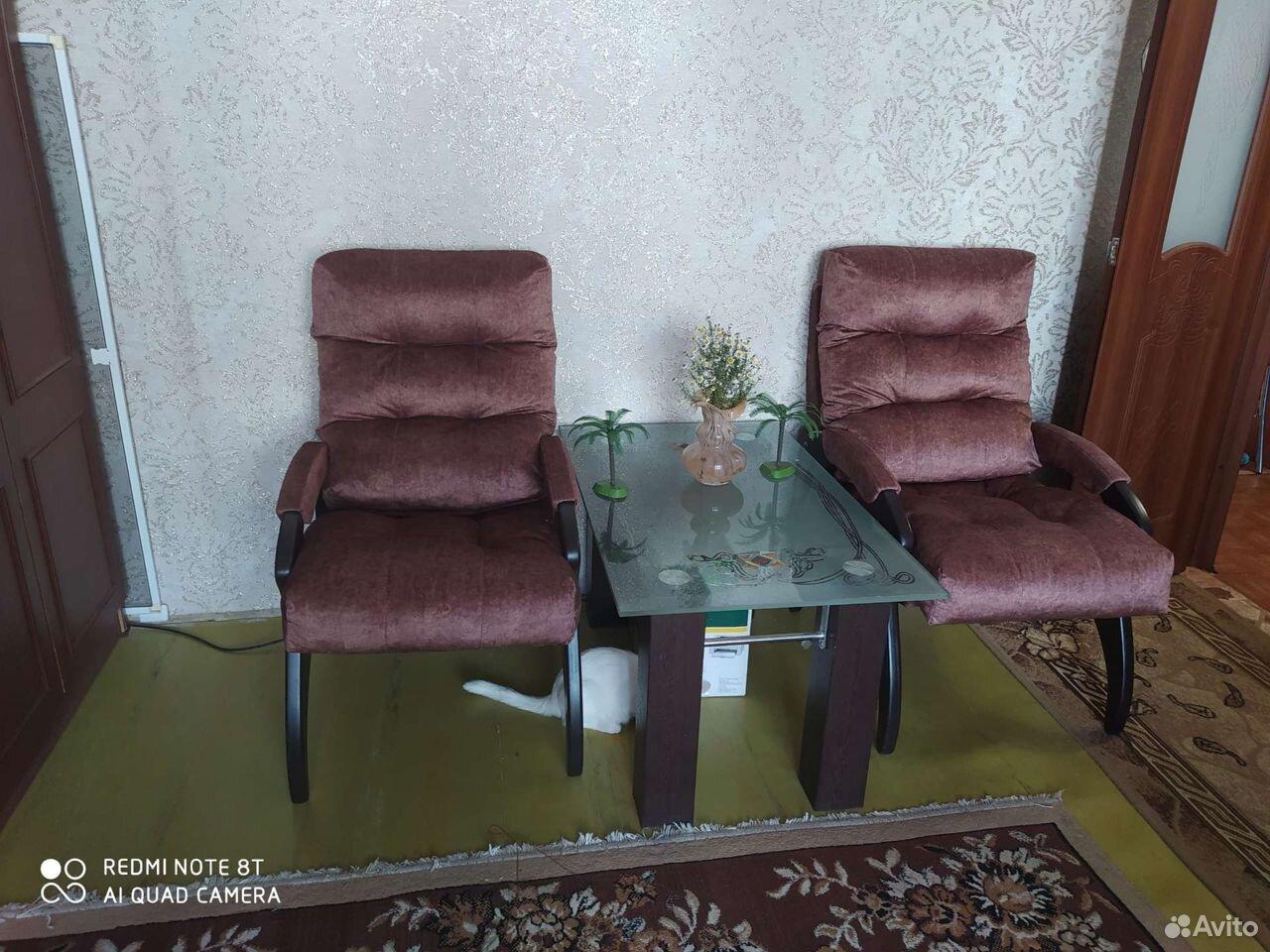 Кресла новые