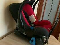 Автомобильное кресло люлька Britax Baby Safe