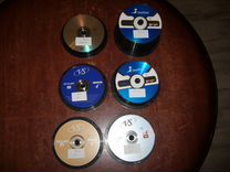 Диски DVD+RW Verbatim/ST/VS 128 штук