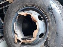 Резина колесо на трал 225/75 R16 ridgestone