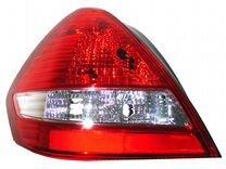 Фонари Nissan Tiida HB с 2005- года новые