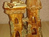 Большой Замок в Аквариум