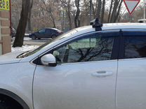 Багажник на KIA Sportage (Люкс) +монтаж