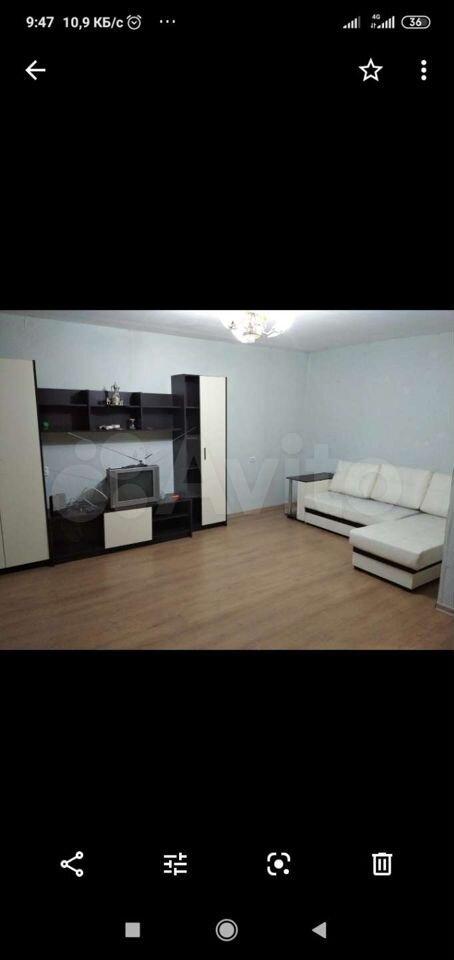 1-к квартира, 36 м², 1/5 эт.  89058731960 купить 1