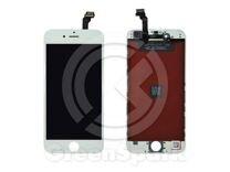 Дисплей для iPhone 6 +тач белый с рамкой AAA copy