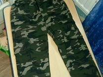 Детские военные штаны