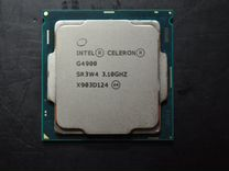 Процессор Intel Celeron G4900 OEM — Товары для компьютера в Москве