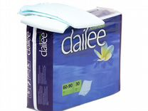 Пеленка одноразовая Dailee 60*90
