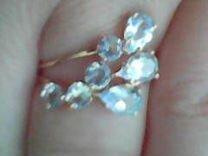 Кольцо золотое, проба 585