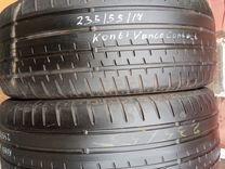 235/55 R17 летние Continental VancoContact