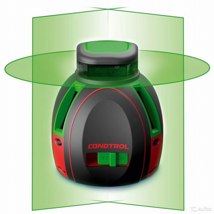 Нивелир лазерный condtrol UniX-360 Green Pro 1-2-1  89124002166 купить 1