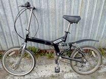 Велосипед подрастковый складной