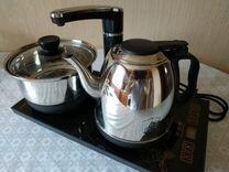 Чайник, набор для чайной церемонии