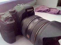 Sigma Sd1 Merill + объективы и оборудование к нему