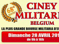 Бельгия Ciney Militaria (26-29апреля 2019г)