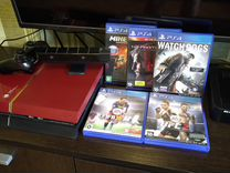 Продам эксклюзивную приставку PS4
