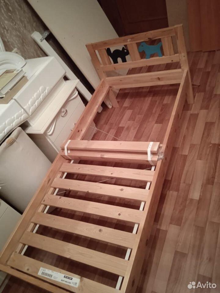 Кровать двухьярусная  89773876617 купить 4