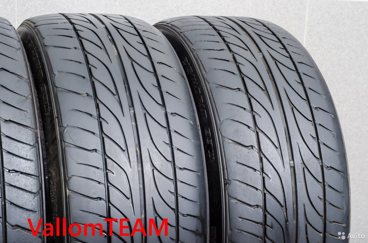 Лот UP102232 Комплект шин 215/40R17 Dunlop SP Spor  89148998836 купить 4