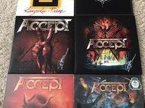 Accept-виниловые пластинки оригиналы Первые пресса