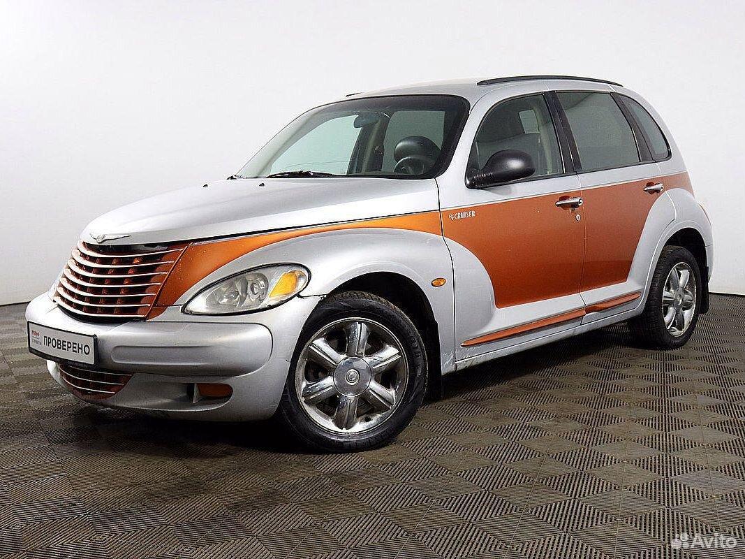 Chrysler PT Cruiser, 2001  84954101966 купить 1